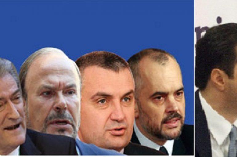 """Për herë të parë, liderat politikë shqiptarë në """"darkë"""" të përbashkët"""