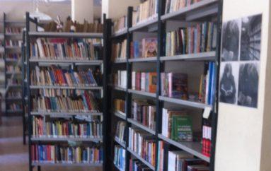 Kur ç`pluhrosen bibliotekat…