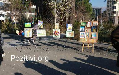 Tirana plot ngjyra, ekspozitë nga Persona me Probleme të Shëndetit Mendor
