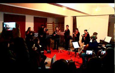 Koncert për festat e fundvitit nën tingujt e muzikës së ëmbël
