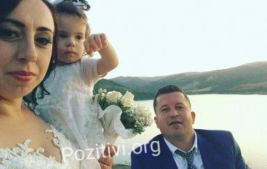 Florenci u paralizua një muaj para dasmës, gruaja rrëfen dramën e jetës: M'u shemb bota… u martuam pas 9 vitesh
