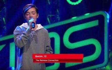 """13 vjeçari mahnit jurinë e """"The Voice"""" në Gjermani"""