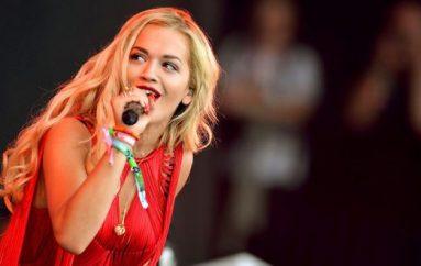 Rita Ora kryeson në Gjermani