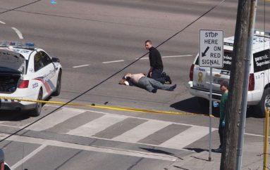 Bes Kondi, pranë të sulmuarve me furgon në Toronto