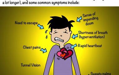 Mënyra e duhur për të mbështetur një person që pëson sulme paniku