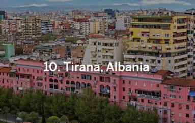 'Lonely Planet': Tirana mes vendeve thelbësore në Evropë