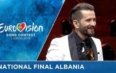 """""""The Sun"""": Eugent Bushpepa një dritare shprese për Shqipërinë"""