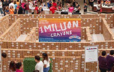 Rekord botëror, një milion ngjyrues në mbështetje të 700 mësuesve