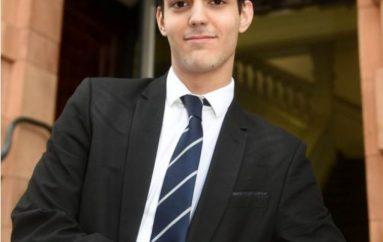 18-vjeçari nga Kosova pranohet në Universitetin e Oksfordit