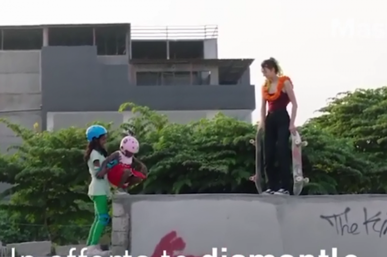 Fuqizimi i vajzave në Indi përmes patinazhit