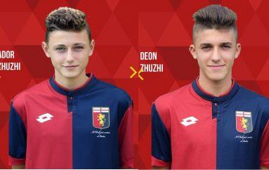 2 vëllezërit e talentuar, rrëfejnë pasionin për futbollin: E braktisim Italinë për kombëtaren shqiptare