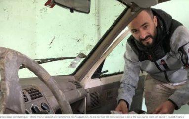 Shpëtoi dy familje nga përmbytjet në Francë, azilkërkuesi shqiptar fiton lejen e qëndrimit