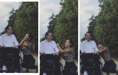 Nora dhe Ferati, vajza humane dhe babai frymëzues që sfidon paralizën
