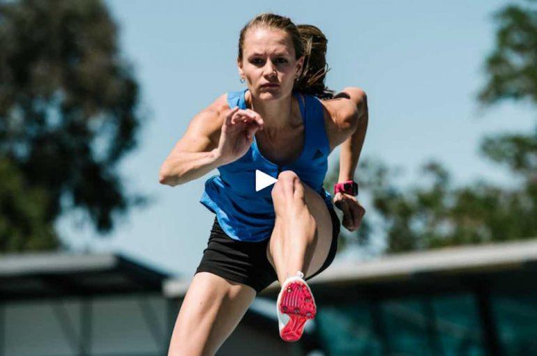 Atletja kampione që la karrierën pas operacionit, rikthehet më e fortë se kurrë duke thyer rekorde