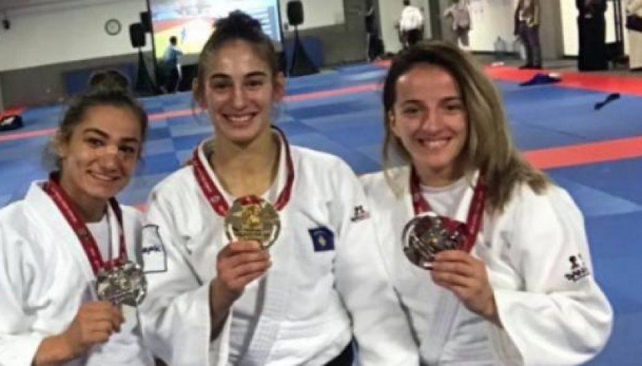 3 medalje për xhudistet shqiptare