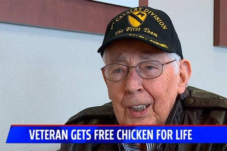 Ky restorant i jep Veteranit të Luftës së Dytë Botërore ushqim falas për gjithë jetën