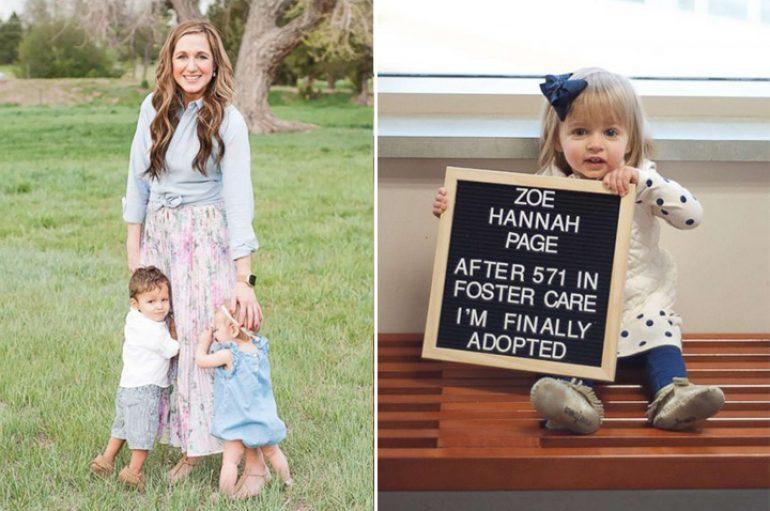 Pasi adopton foshnjën, gruaja mëson se është motra biologjike e djalit të saj të adoptuar