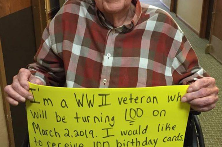 I moshuari kërkon 100 letra për ditëlindje, merr me mijëra nga e gjithë bota