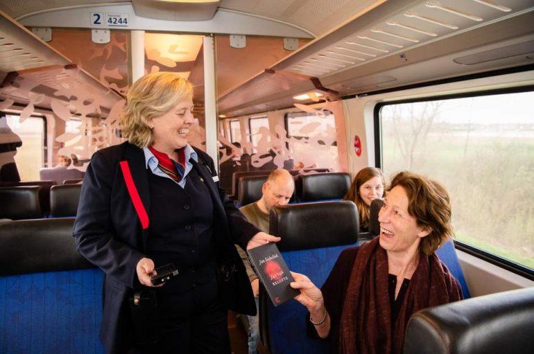 Holandë, një libër në vend të biletave
