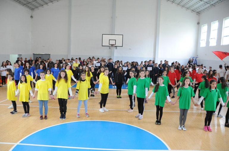 Dita olimpike, sportistët e rinj shpalosin talentet
