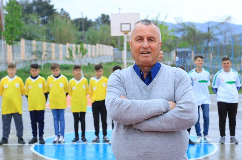 Ish-sportisti që promovon sportin