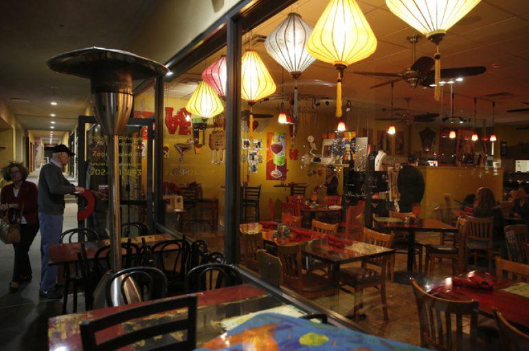 Një restorant i themeluar nga 2 të rinj të dashuruar