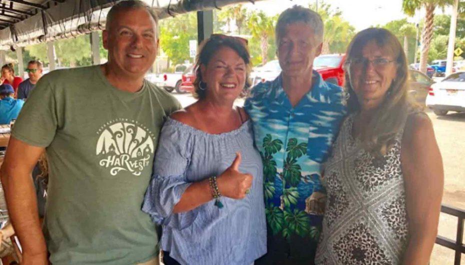 Me pushime në Florida, kanadezi shpëtohet nga bashkëatdhetari