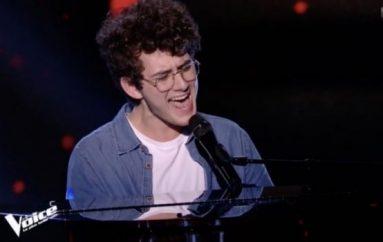 """Gjoni kualifikohet në """"The Voice"""" në Francë"""