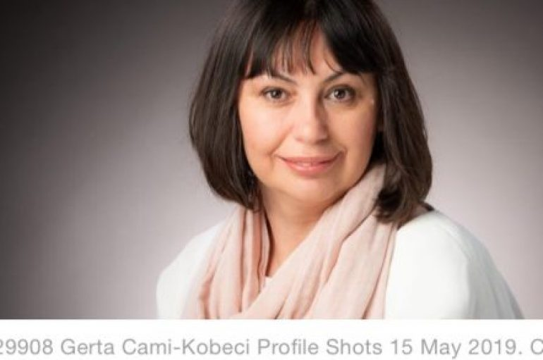 Gerta, shqiptarja që na bën krenarë në Britani të Madhe