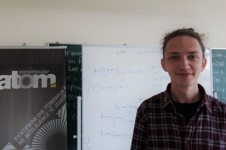 Atomisti nga Shqipëria pranohet në universitetin më të mirë në botë