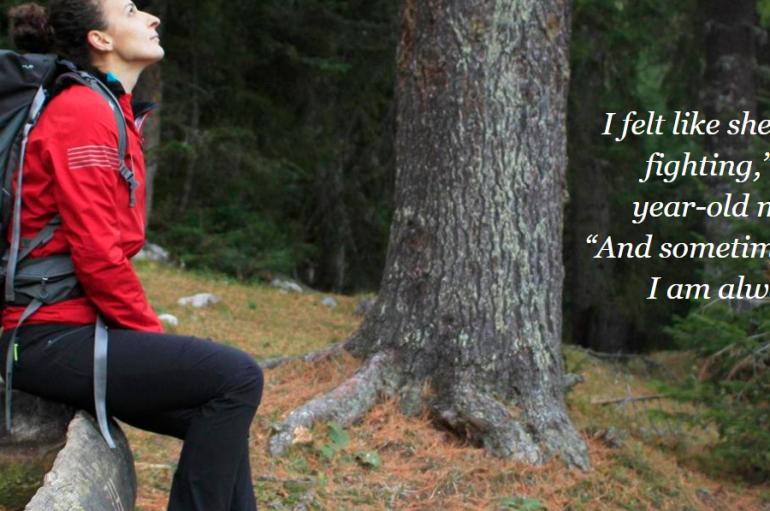 Vajza kosovare që pushtoi Everestin