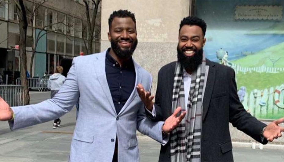 2 miqtë zbulojnë se janë vëllezër