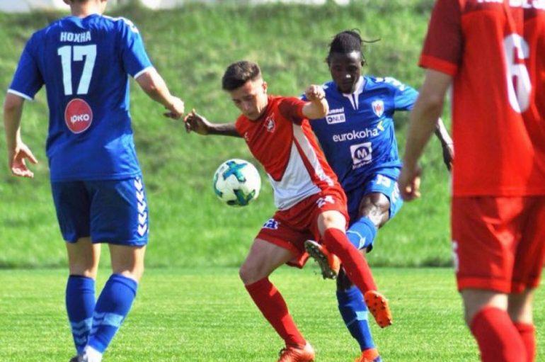 Futbollisti kosovar, pranë transferimit në klubin zviceran St. Gallen