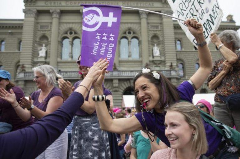 Disa nga arsyet pse po protestojnë gratë në Zvicër