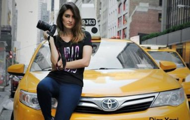 Liridona, fotografja e suksesshme në Amerikë