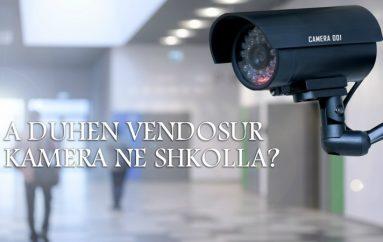 Vendosni kamera nëpër shkolla!