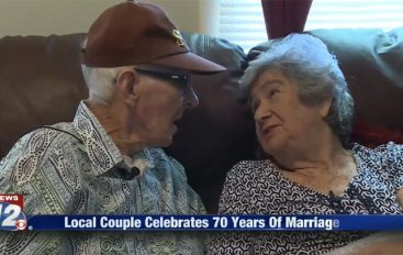 Burri dhe gruaja të martuar prej 71 vjetësh vdesin në të njëjtën ditë