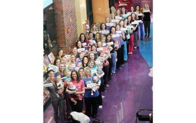 36 foshnje priten nga infermieret e këtij spitali