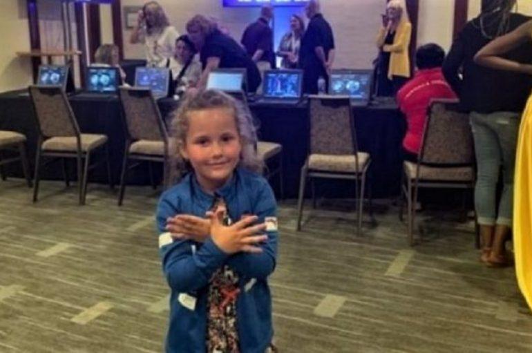 Alea Mehaj, 7-vjeçarja shqiptare në botën e Hollivudit
