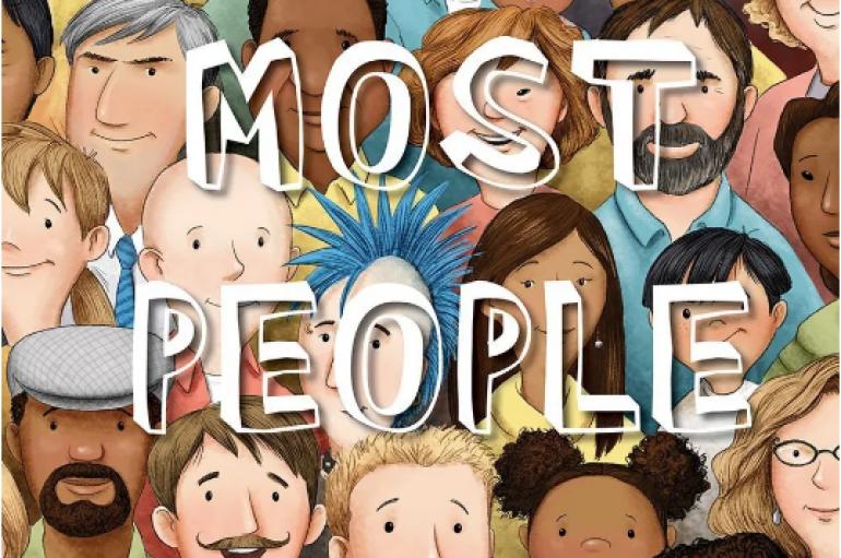 Libra për fëmijë që të mësojnë empatinë dhe mirësinë