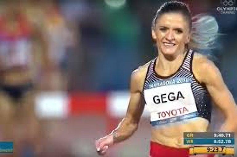 Luiza Gega shënon tjetër rekord,  kualifikohet në finalen e Botërorit të Atletikës