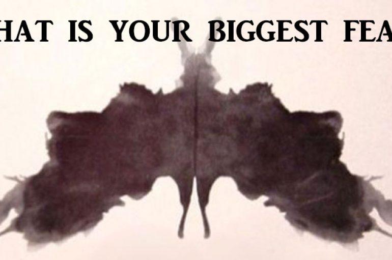 Cila është frika juaj më e madhe? Zbulojeni