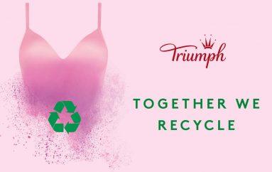 Së bashku riciklojmë: Triumfi riciklon veshjet në emër të mjedisit