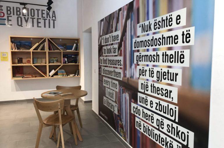 """""""Thesaret e fshehura"""" në Bibliotekat e Tiranës"""