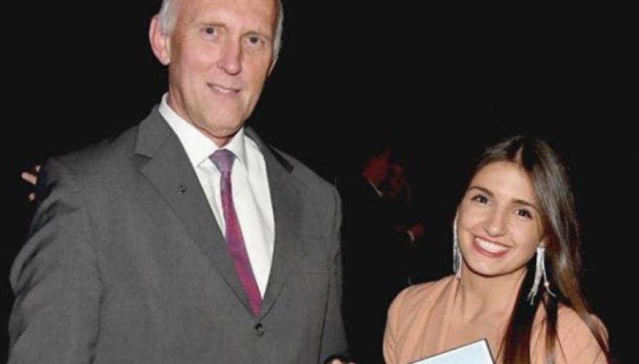 Studentja më e mire e huaj e një universiteti në Gjermani zgjidhet vajza shqiptare