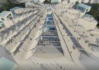 Prezantohet projekti që do të transformojë Piramidën e Tiranës