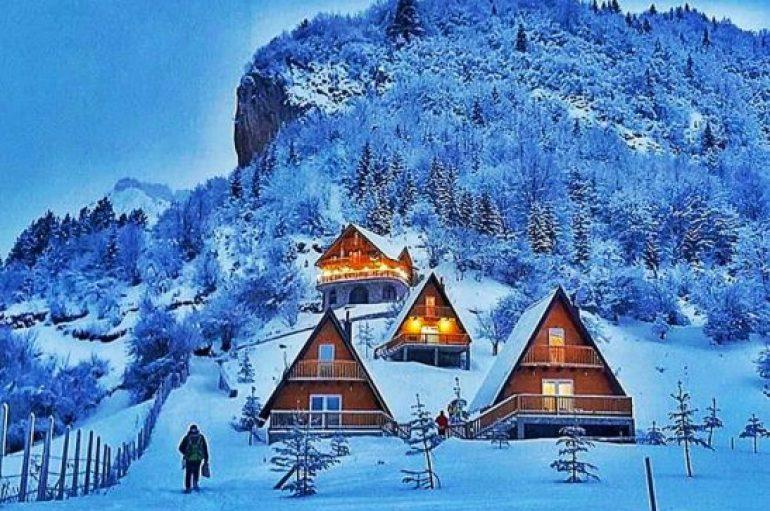 Pamje mahnitëse nga Gryka e Rugovës, destinacioni turistik i shqiptarëve