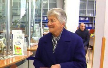 E moshuara dhuron pensionin për familjet e prekura nga tërmeti