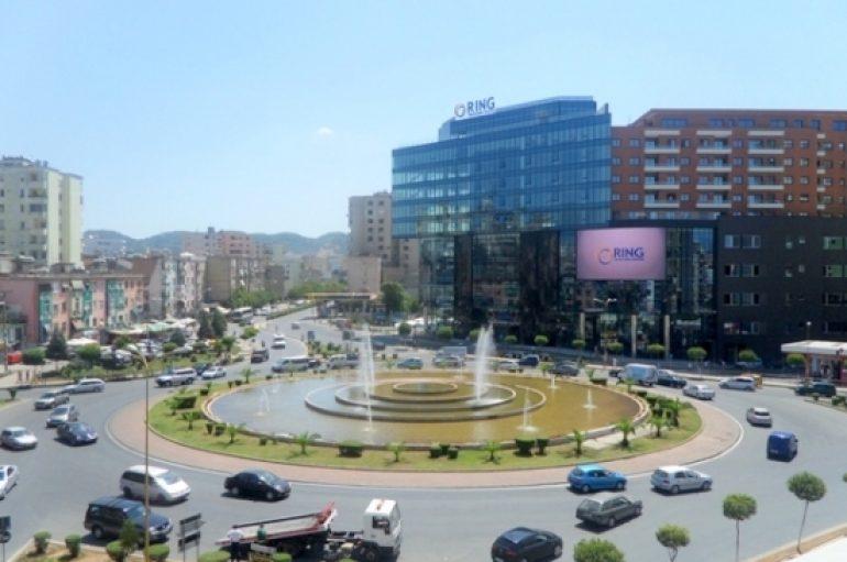 Një lulishte e re po ndërtohet në kryeqytet
