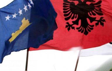 """""""Me Shqipërinë s'pranojmë kufi"""", zëri që kumboi sot në Morinë"""